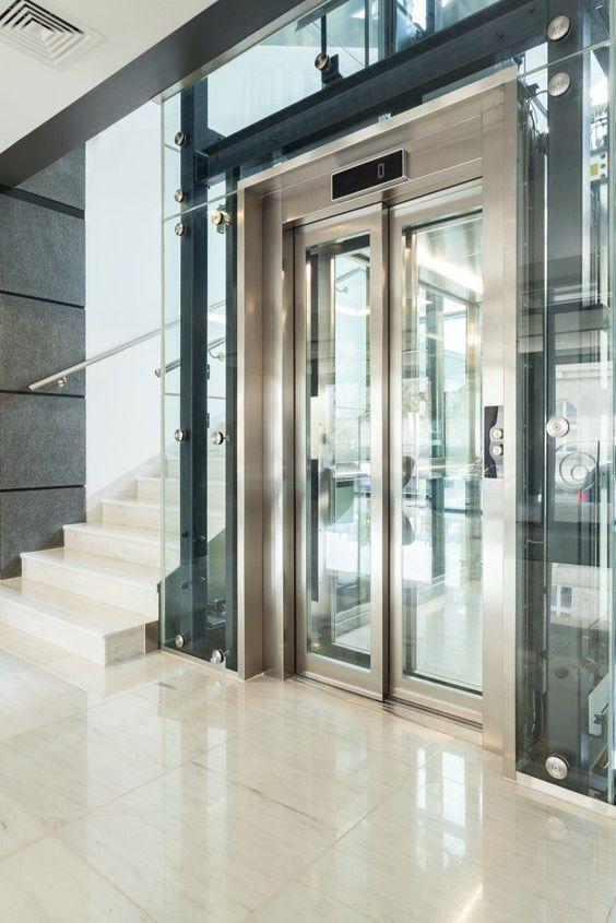 آسانسورهاي بالابر هيدروليك