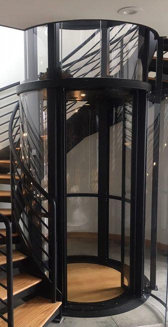 نصب آسانسور هيدروليكي